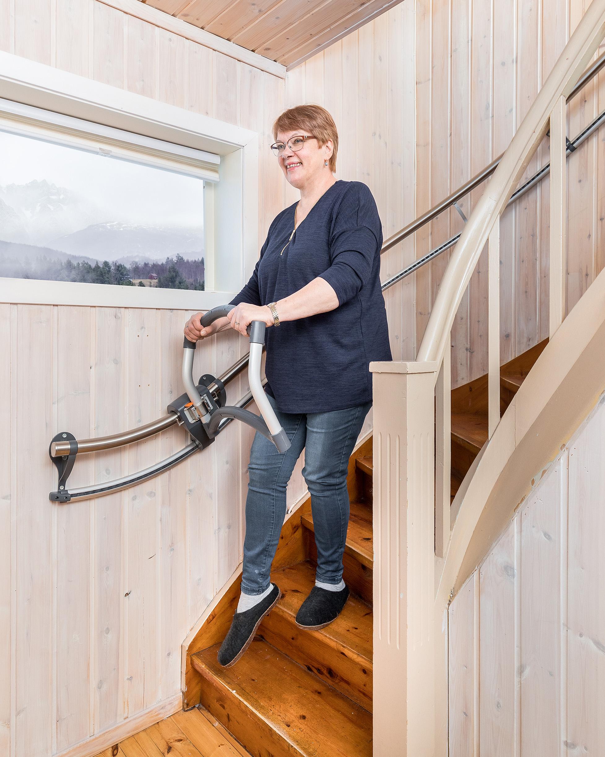 Treppenlifte Alternative ASSISTEP