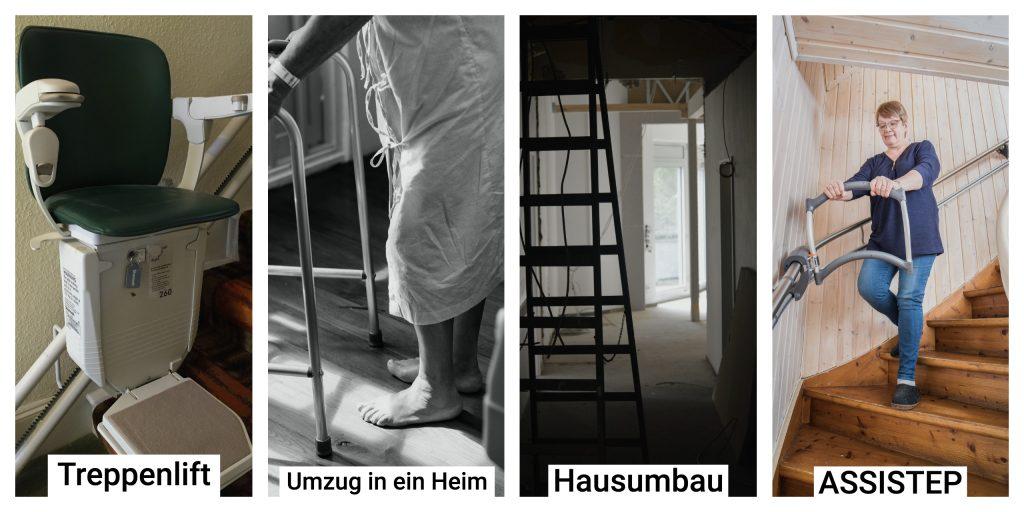 Treppenlifte Alternativen